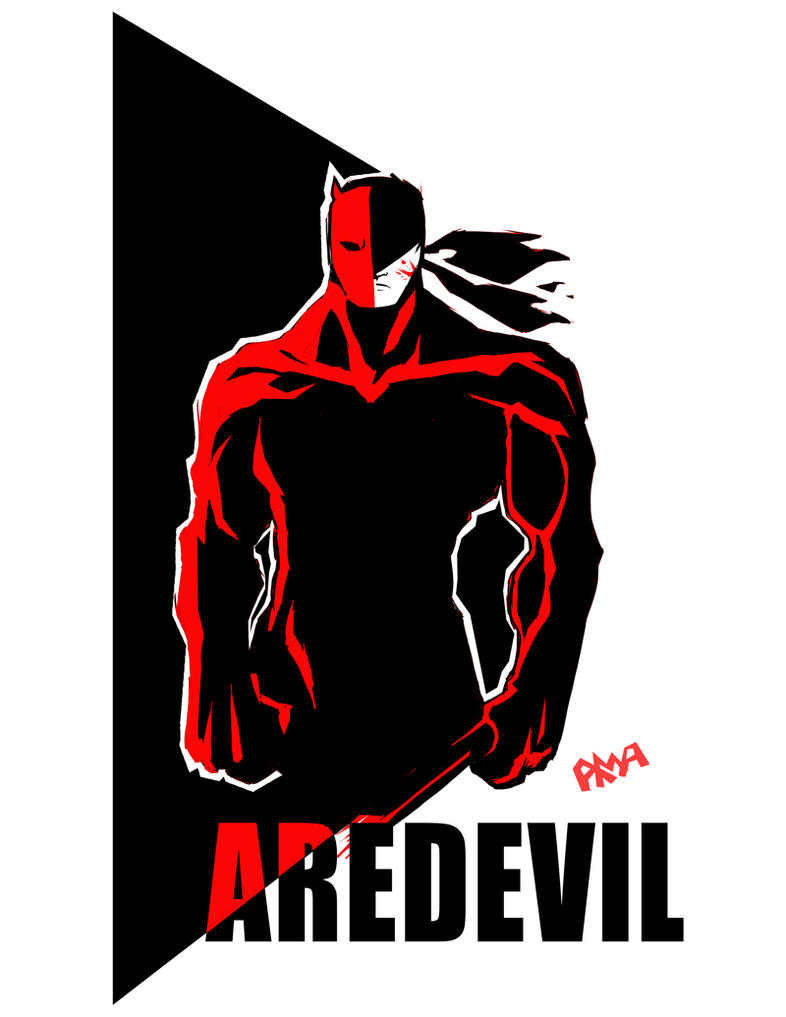 DAREDEVIL by gpanthony