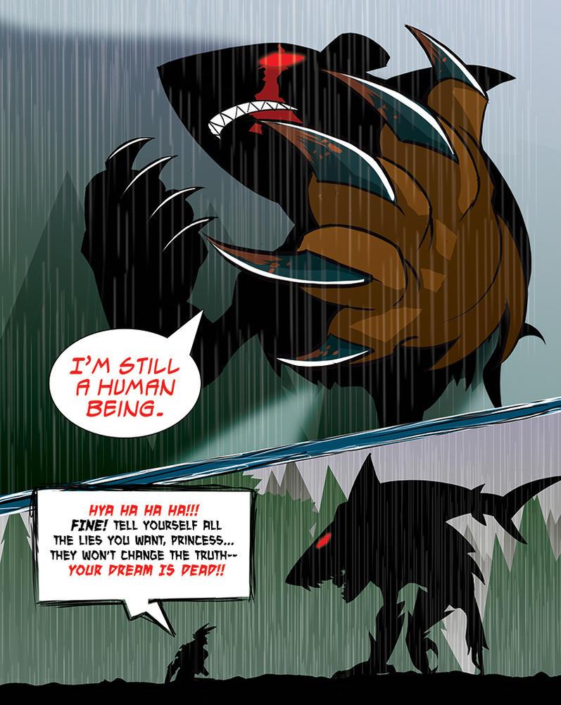 Zombie Shark Bear Ep 1 - Break The Skin Page 86 by gpanthony