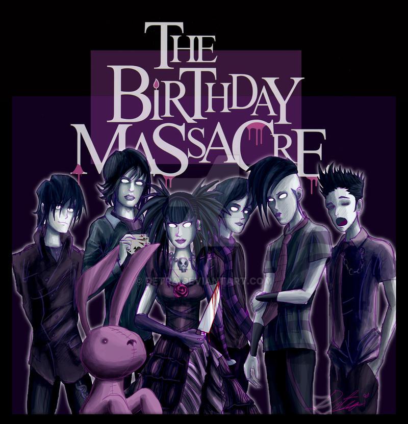 Rainbow Of The Birthday Massacre T