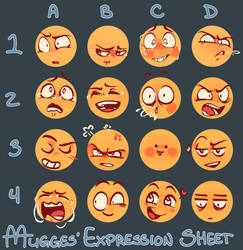 Another Expression Meme  by AngelTheCyborgPanda