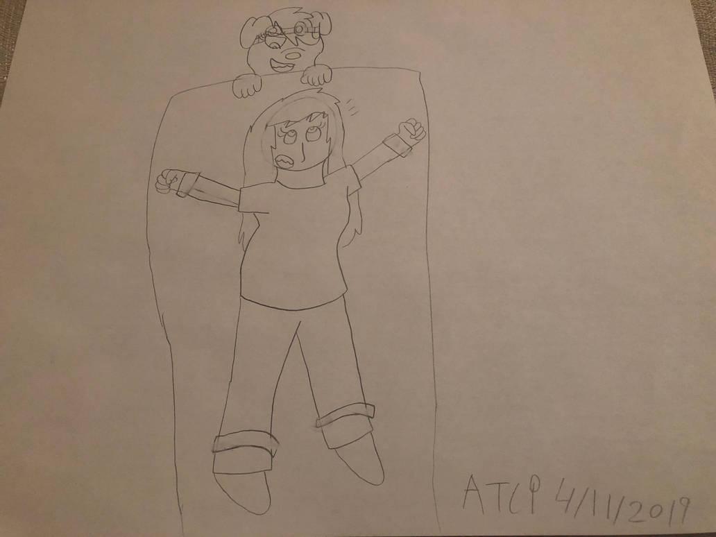 AU: *laughs evilly* by AngelTheCyborgPanda