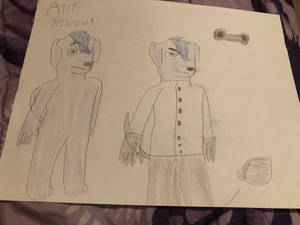 Genderbent AU Purple Reference