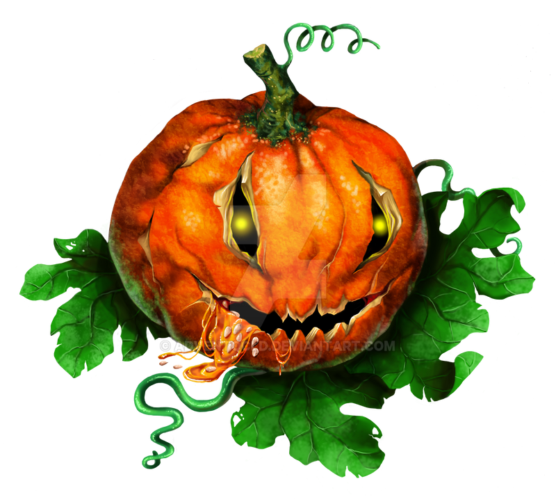 HElloween T-hisrt design by adventocld