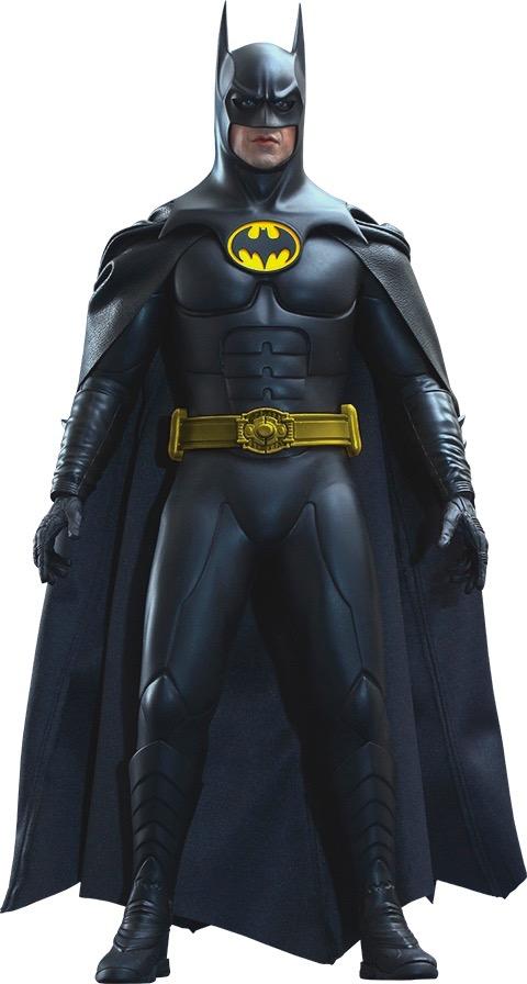 Michael Keaton Batman Returns suit