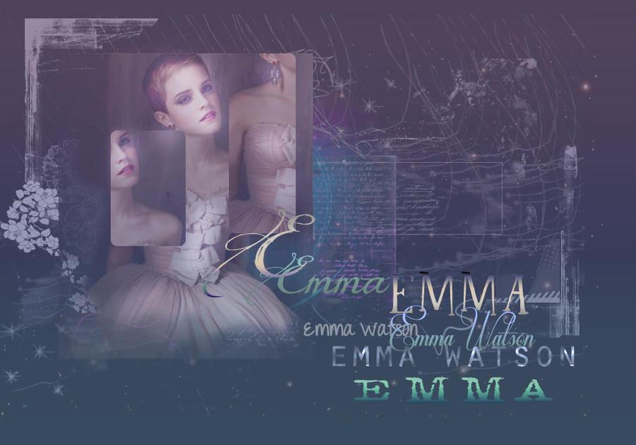 Emma Watson by VaLeNtInE-DeViAnT