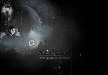 Godrics Hollow, Harry Potter by VaLeNtInE-DeViAnT