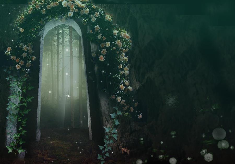The Magic Portal by VaLeNtInE-DeViAnT