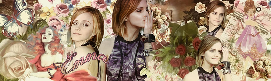 EMMA WATSON by VaL-DeViAnT