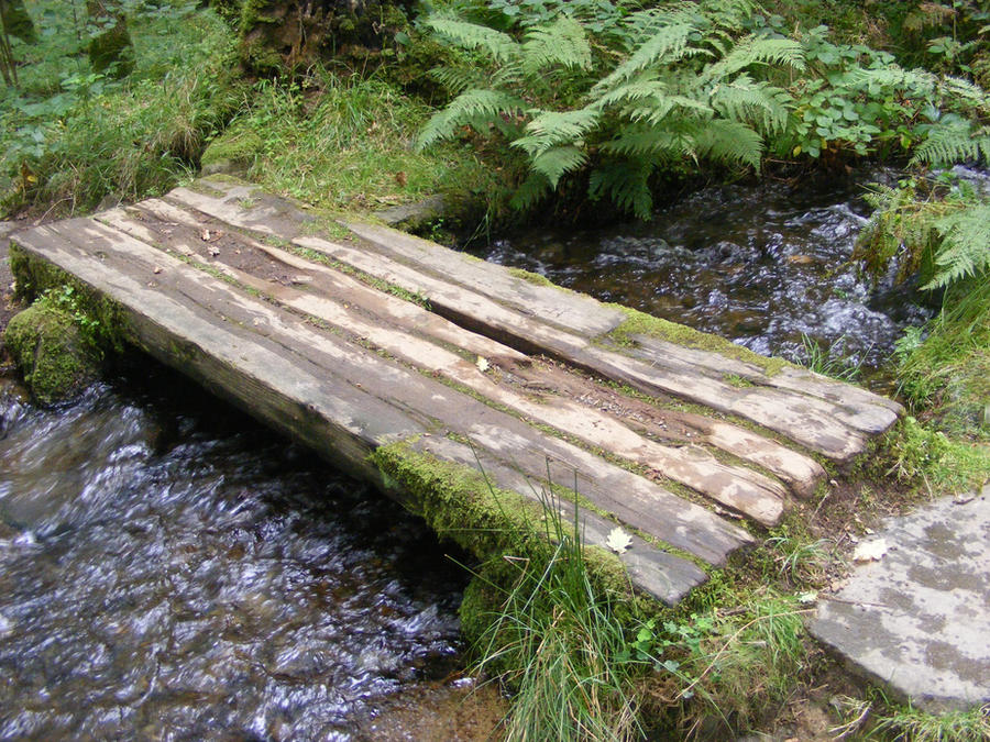 Wooden Footbridge Pictures