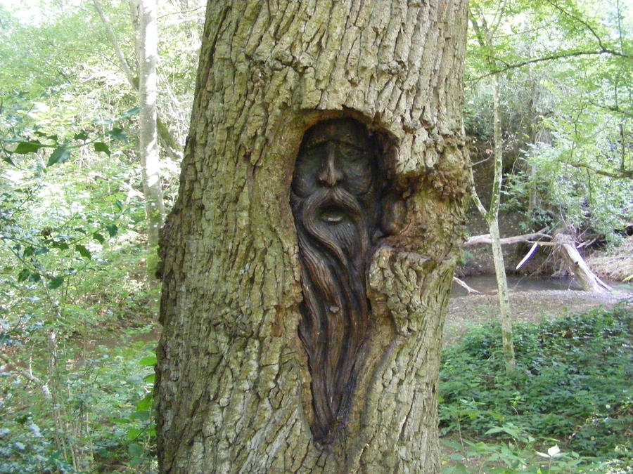 MORE OF THE GREENMAN WOODCARVING STOCK By VaLeNtInE DeViAnT ...