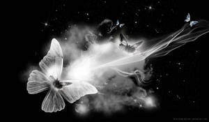 BUTTERFLY PREMADE BACKGROUND