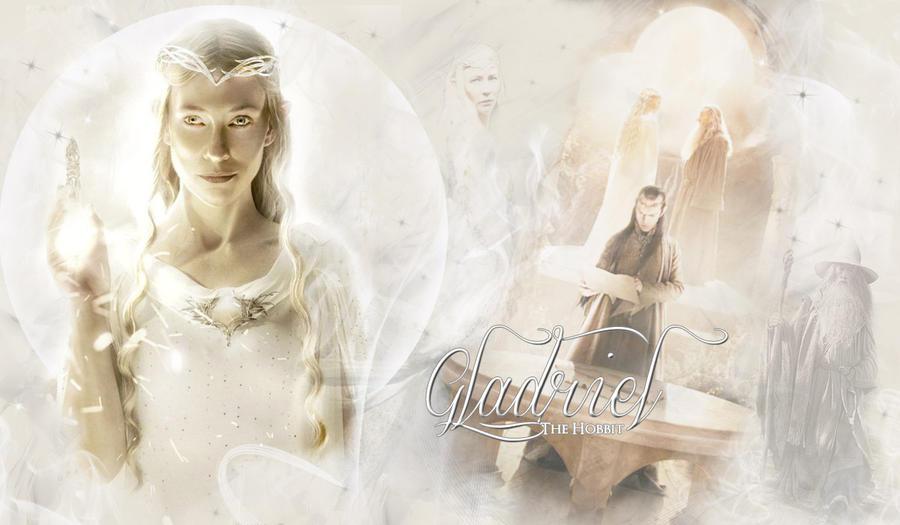 GLADRIEL..THE HOBBIT by Vee-Deviant