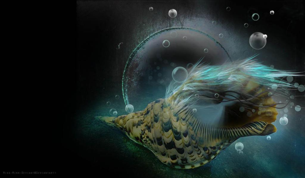 Fantasy Under the Sea by Vee-Deviant