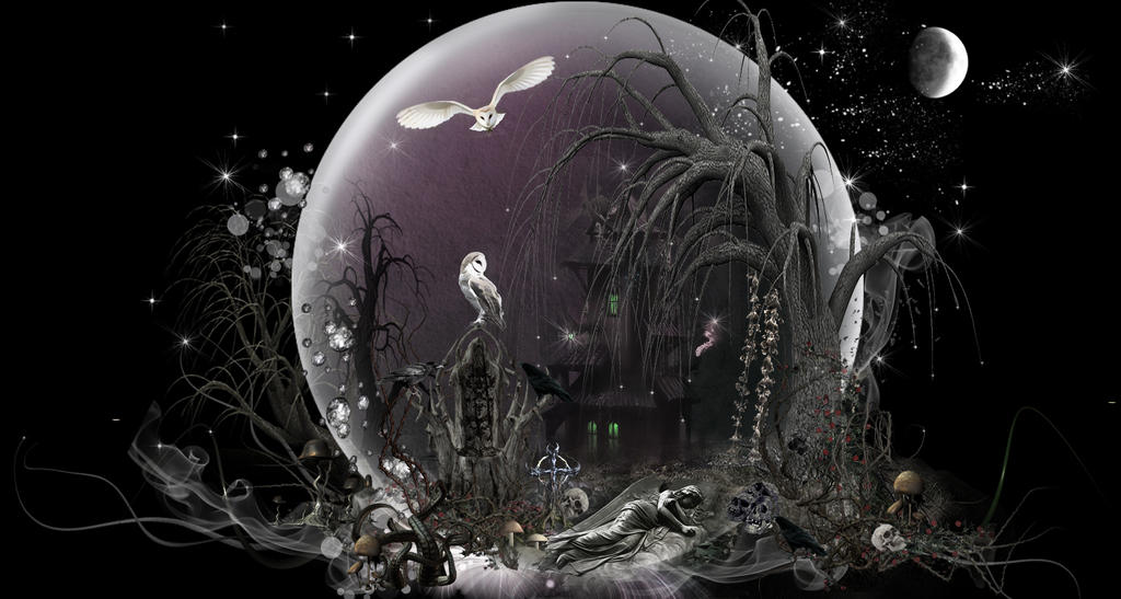 GOTHIC FAIRY DUST COLLECTION By VaLeNtInE DeViAnT
