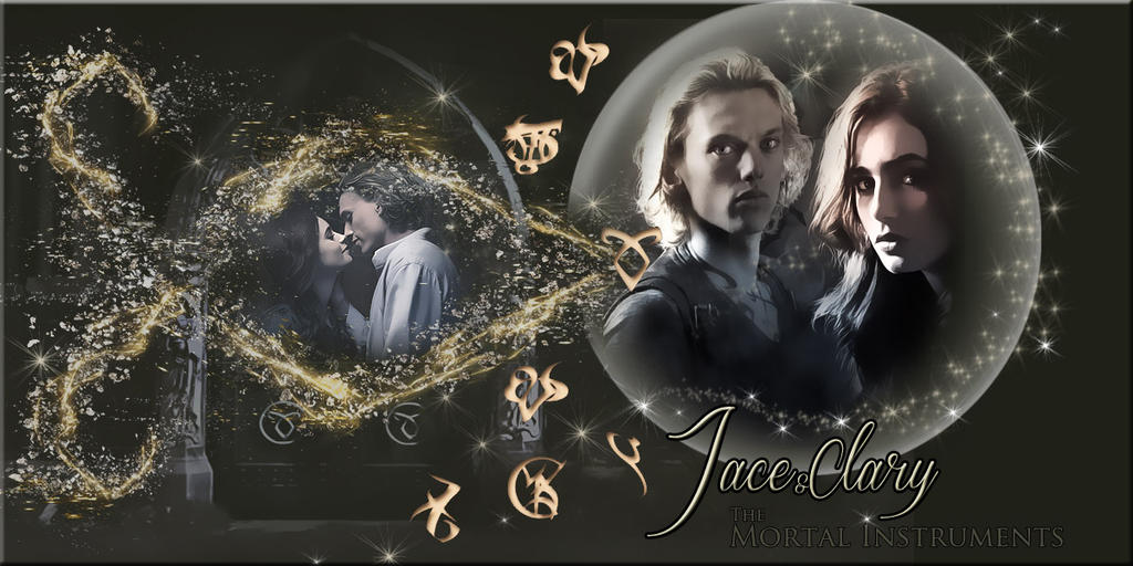 JACE AND CLARY by VaL-DeViAnT  Jace And Clary Movie