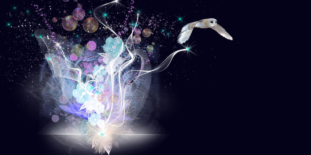 Fantasy Owls 2 by Vee-Deviant