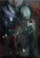 Magic Mirror PreMade Background by VaLeNtInE-DeViAnT