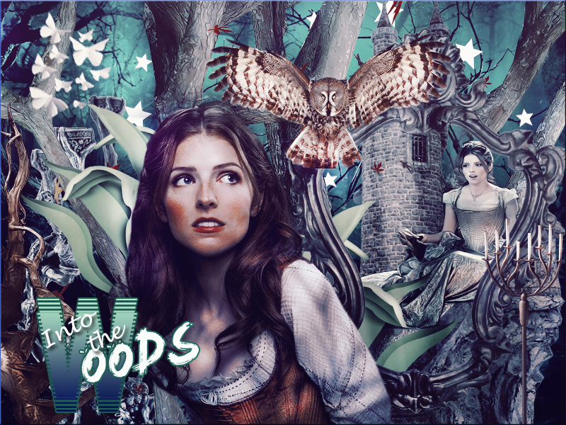 Into The Woods Blend By VaLeNtInE DeViAnT ...
