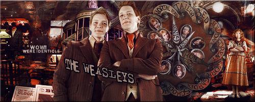 The Weasleys Signature