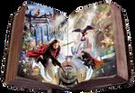 Hogwarts Magical World  Book Blend