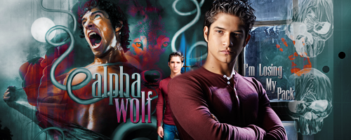Teen Wolf Signature By VaLeNtInE DeViAnT ...