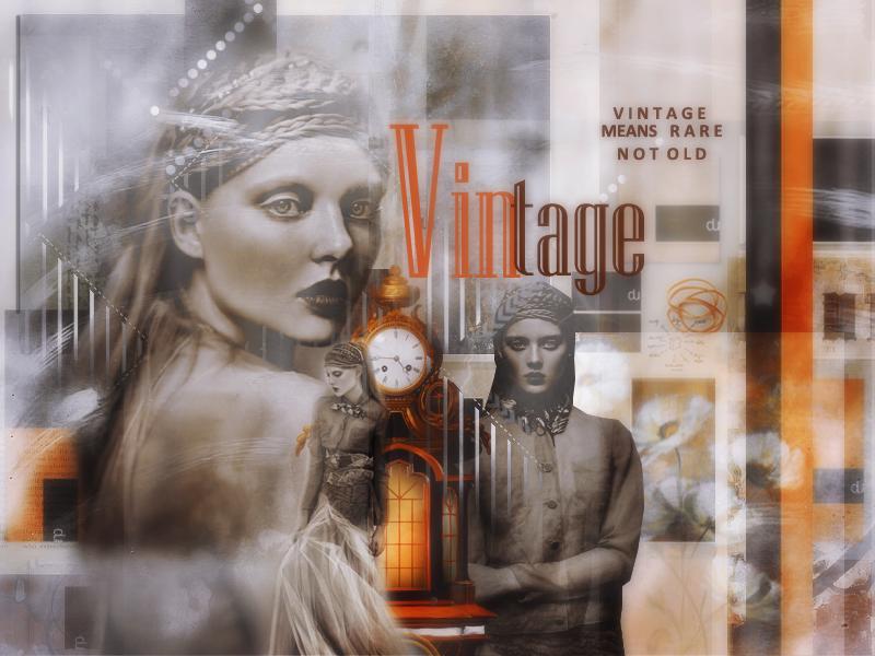 Vintage Blend by VaLeNtInE-DeViAnT