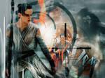 'Rey' Star Wars