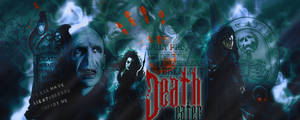 Voldemort and Bellatrix Signature