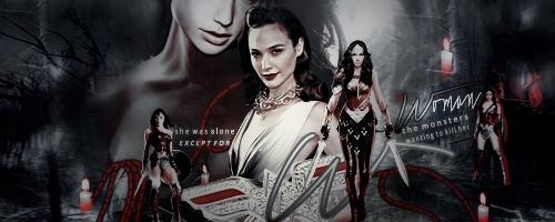 Wonder Woman by VaLeNtInE-DeViAnT