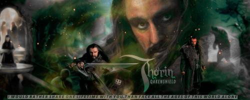 Thorin Oakenshield by VaLeNtInE-DeViAnT