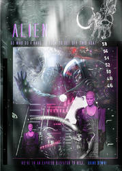 Alien by VaLeNtInE-DeViAnT