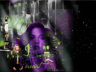 Purple Rain by VaLeNtInE-DeViAnT