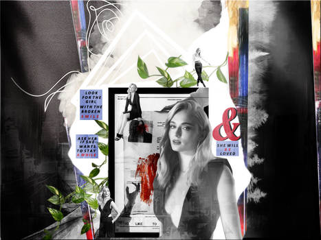 Sophie Turner blend 2