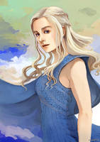 Daenerys by a3107