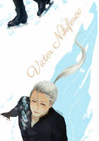 Victor on Ice by a3107