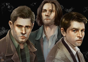 SPN by a3107