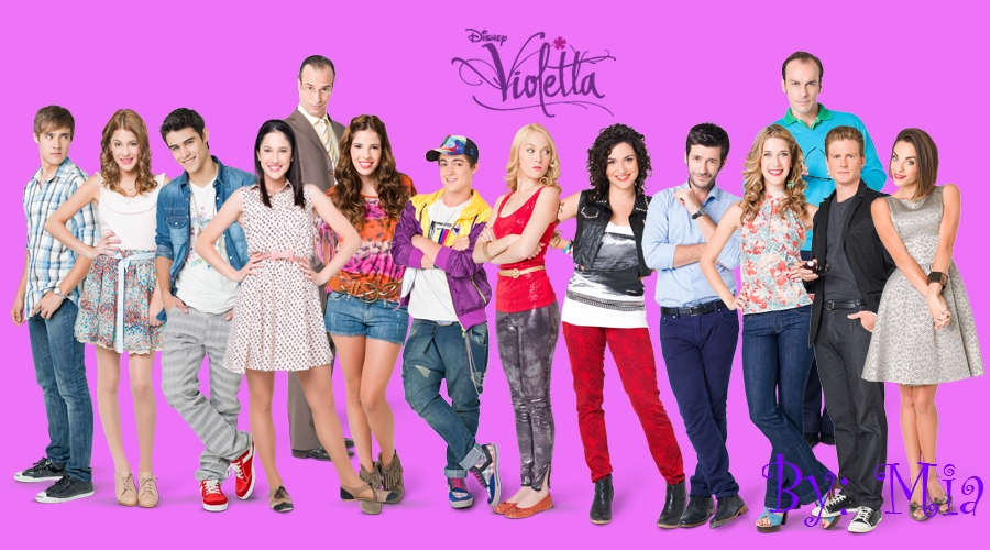 violetta elenco by Efrons-forever
