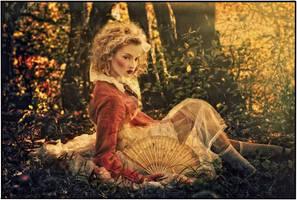 Secret Garden by Widmanska