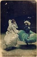 vampire dance by Widmanska