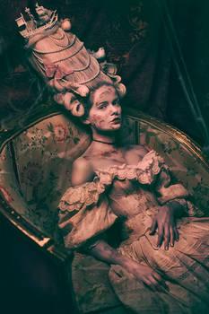 Marie Antoinette Walking Dead