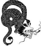 Chineese dragon.