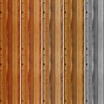 5 Seamless Wood Photoshop Patterns