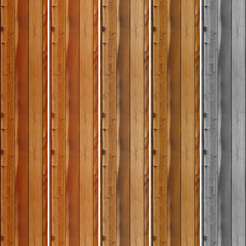 5 Seamless Wood Photoshop Patterns by bestpsdfreebies