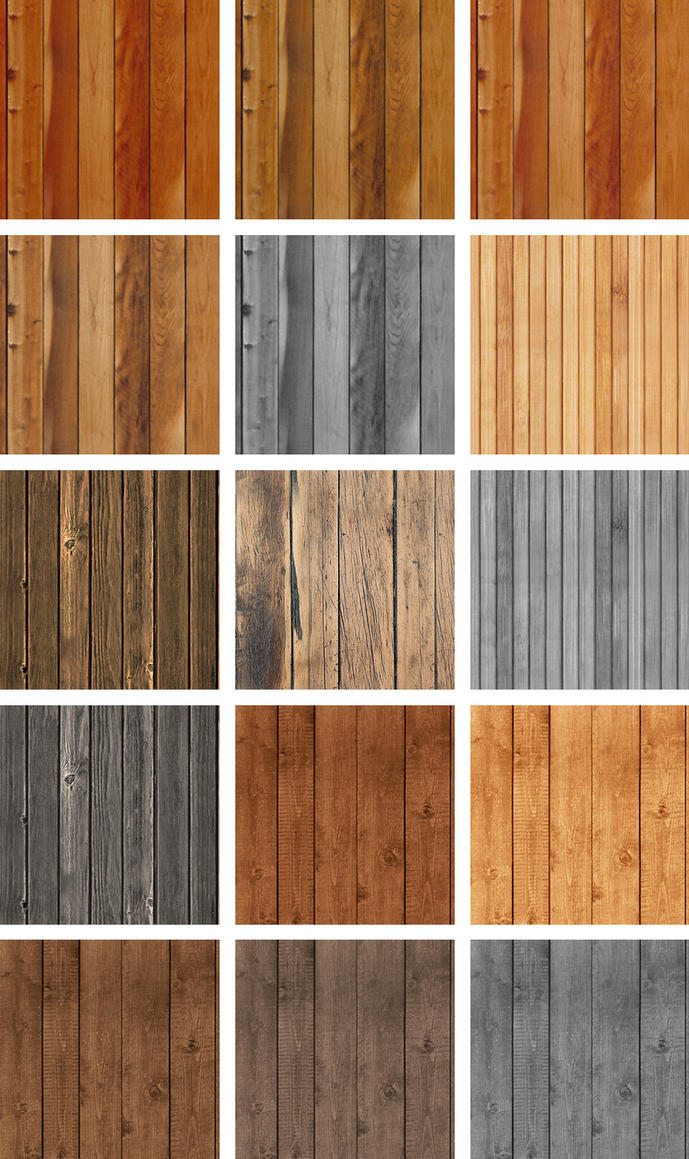 15 Seamless Photoshop Wood Patterns by bestpsdfreebies