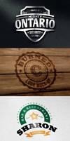 3 Free Photorealistic Logo Mockups