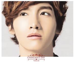 ChangMin Happy Birthday