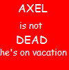 Axel by grrimbored