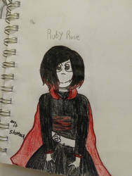 Ruby Rose by TheWeirdMaddie