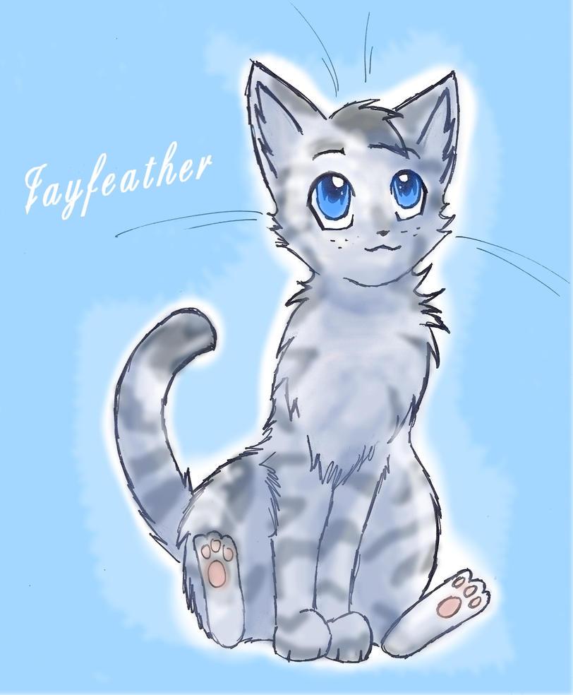 Warrior Cats Jayfeather Jayfeather by l...