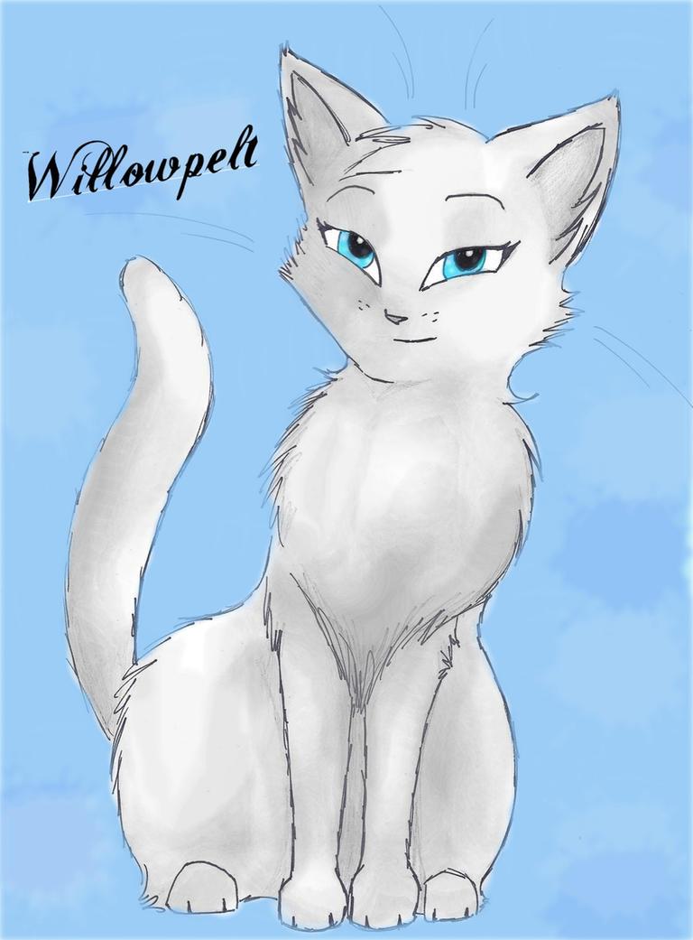 Willowpelt by leftysmudgez
